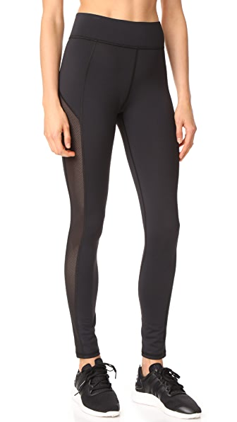 MICHI Stardust Leggings - Black
