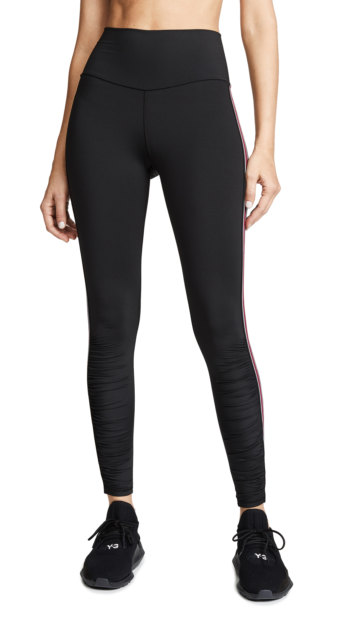 MICHI Speed Leggings in Black
