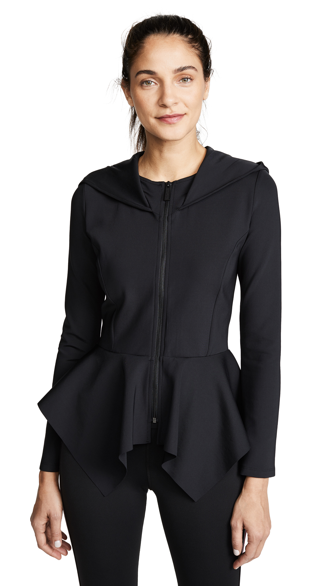 MICHI Nightfall Jacket in Black