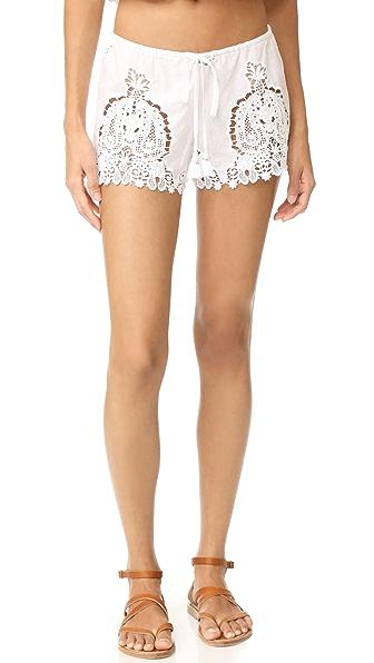 Miguelina Minnie Versailles Shorts