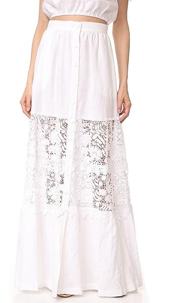 Miguelina Kimora Maxi Skirt