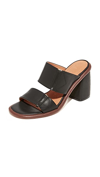 Miista Mirta Mules In Black