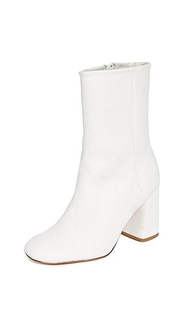 Miista Adrianne Block Heel Boots