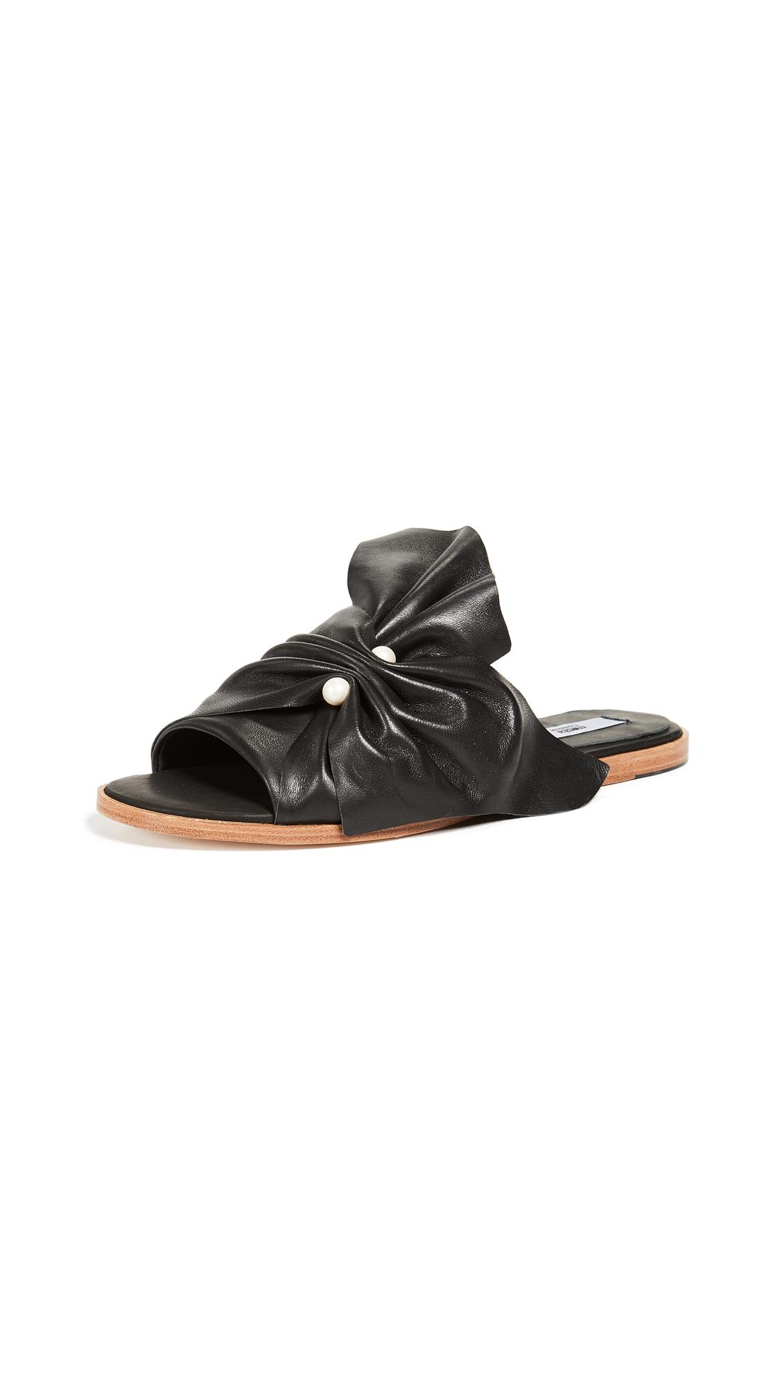Miista Carina Sandals - Black