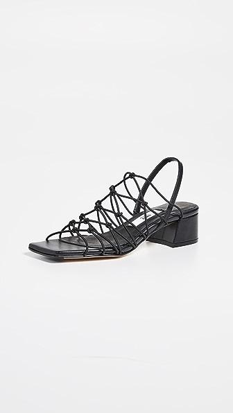Miista Sandals FRIDA BLOCK HEEL SANDALS