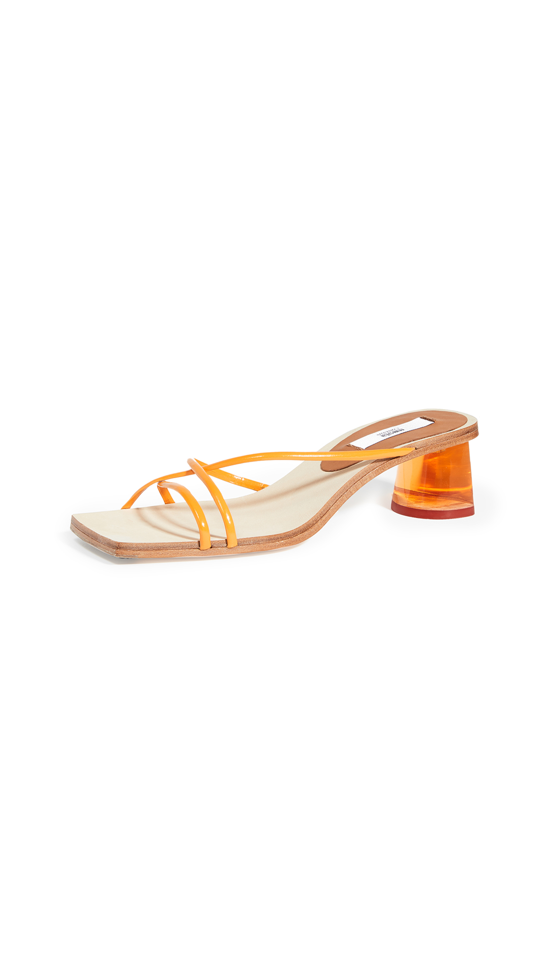Buy Miista Nikki Slides online, shop Miista