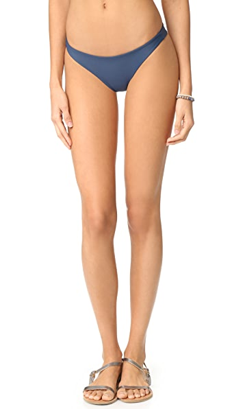 MIKOH Miyako Classic Bottoms - Drop Off Blue