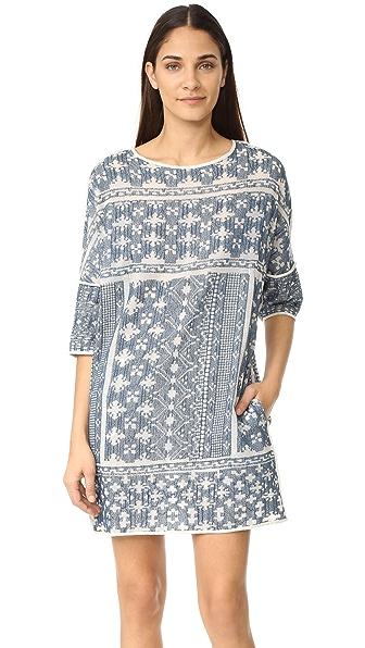 MIKOH Hookipa Dress - Fijian