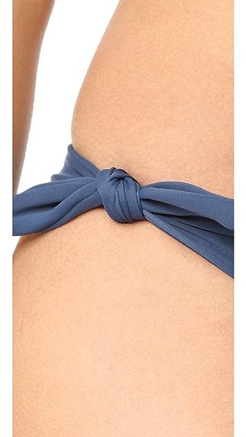 MIKOH Valencia Knot Tie Side Bottoms