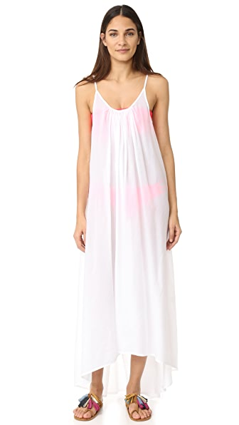 MIKOH Biarritz Maxi Dress