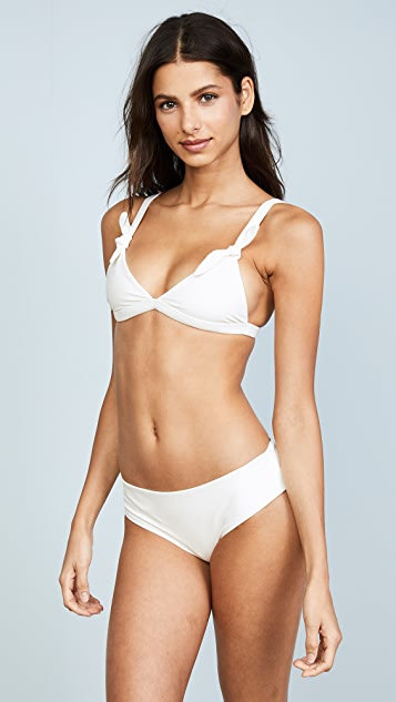 MIKOH Cruz Bay Full Coverage Bikini Bottoms