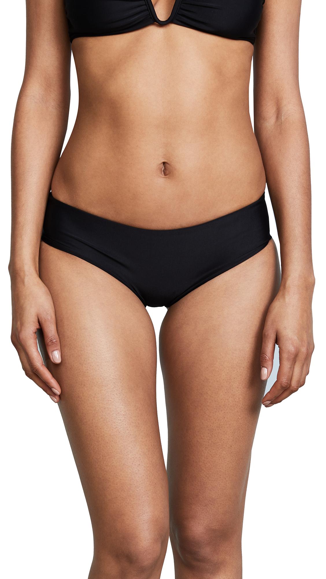 MIKOH Cruz Bay Full Coverage Bikini Bottoms In Night