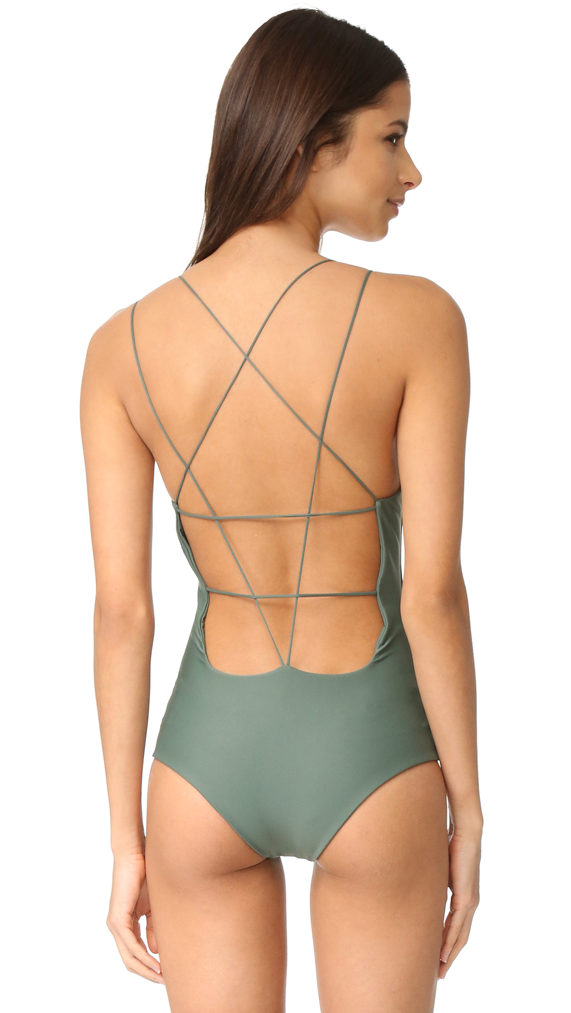 MIKOH Kilauea Swimsuit
