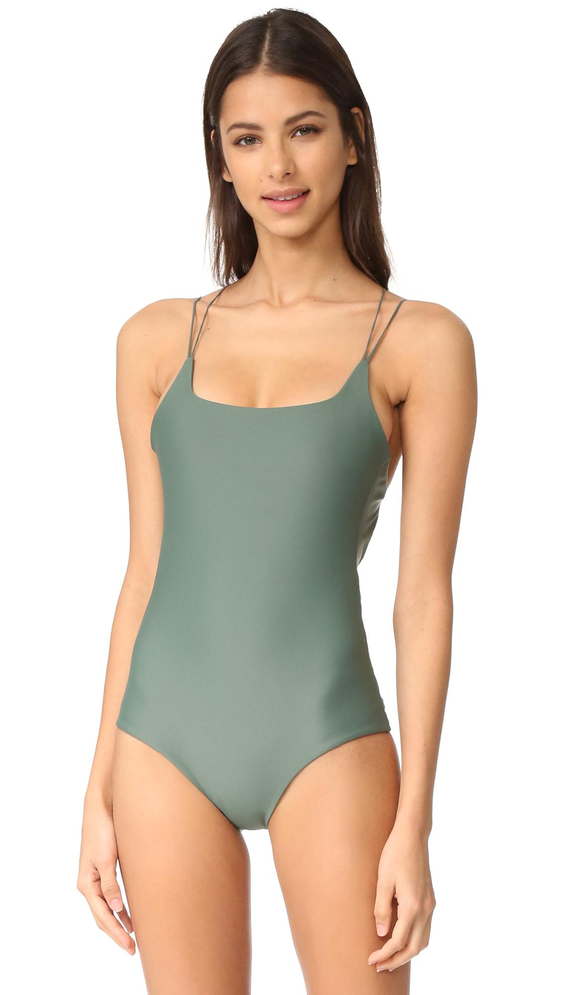 91661cedc8 MIKOH Kilauea Swimsuit   SHOPBOP