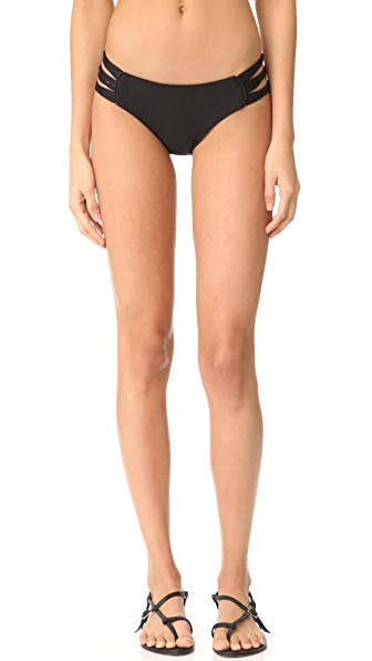 MIKOH Perth Crochet Side Detailed Bottoms
