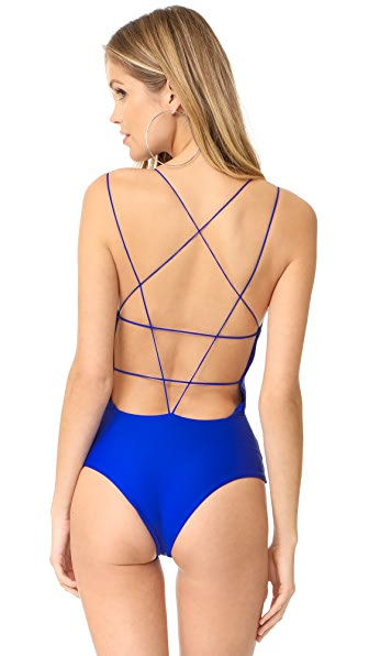 MIKOH Kilauea Multi String One Piece