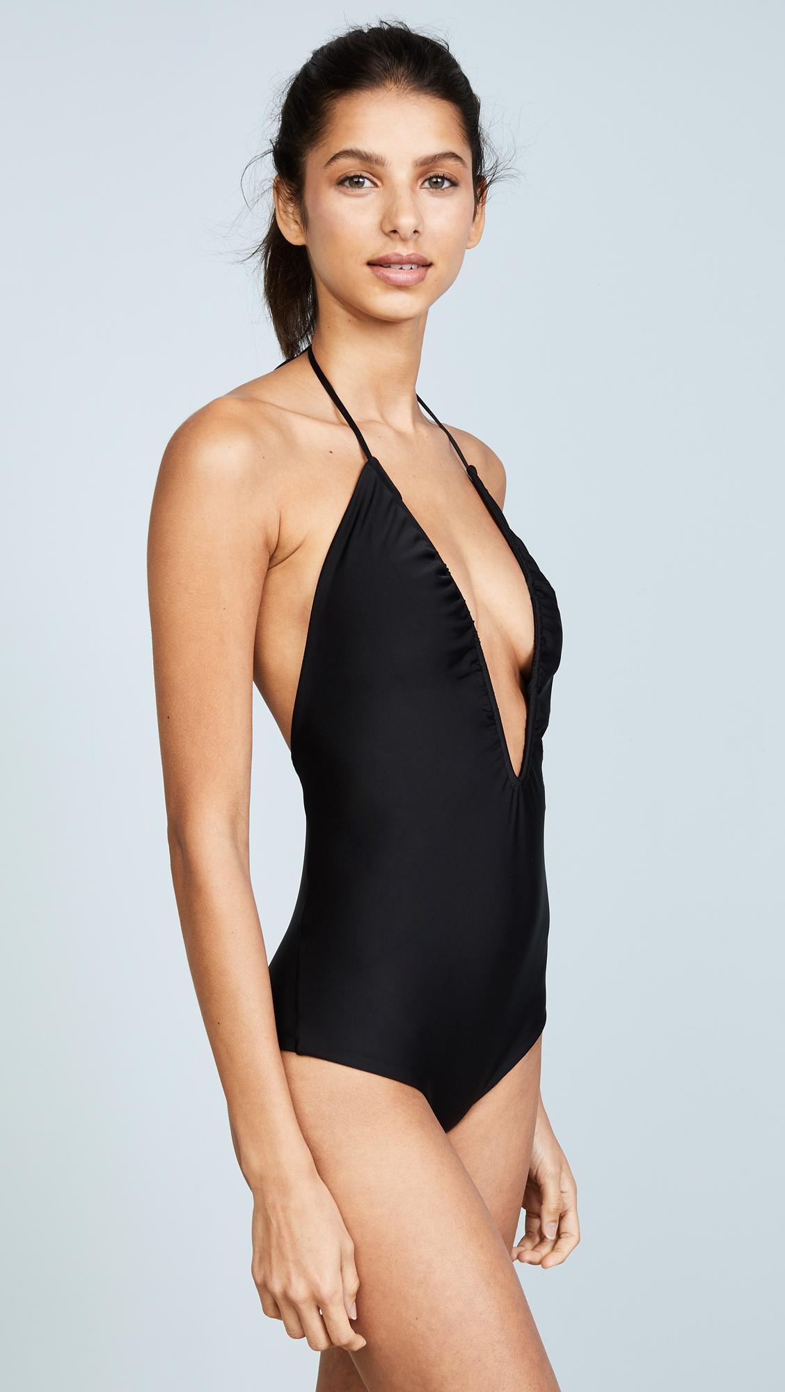549c9d4aab MIKOH Luana Swimsuit   SHOPBOP