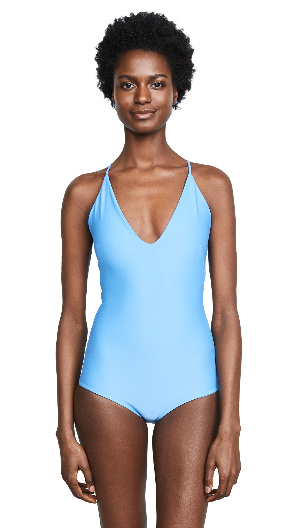 MIKOH Las Palmas One Piece Swimsuit