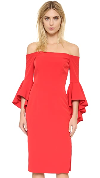 Milly Cady Selena Slit Dress