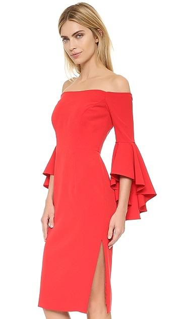 Milly Cady Selena Slit Dress