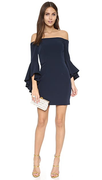 Milly Cady Selena Mini Dress