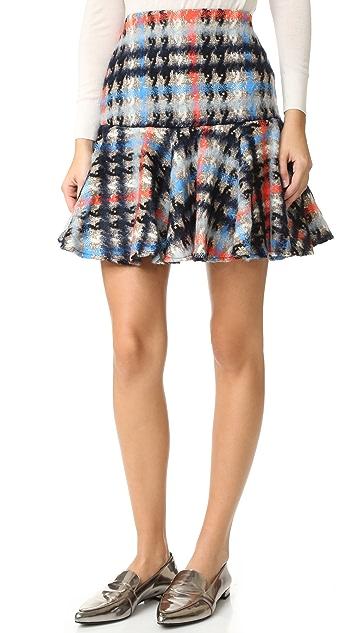 Milly Flounce Skirt
