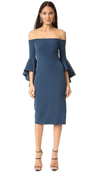 Milly Selena Slit Dress