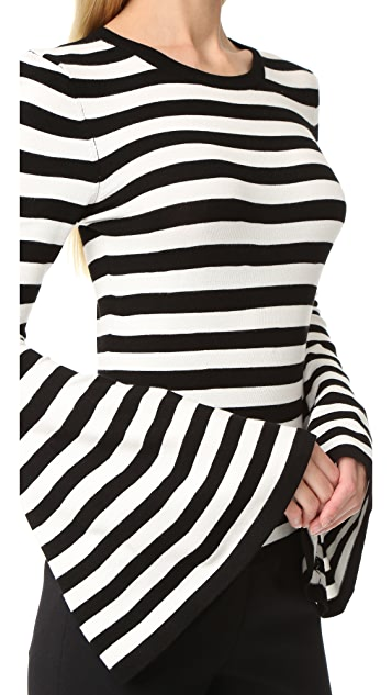 Milly Bell Sleeve Pullover