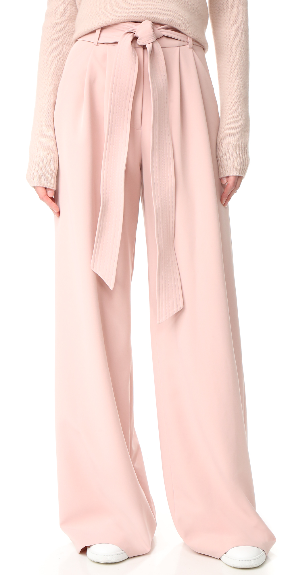 Trapunto Trousers Milly