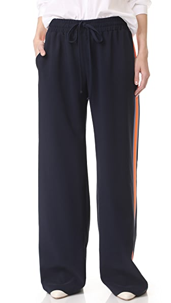 Milly Cady Track Pants