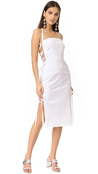 Milly Marie Dress - White