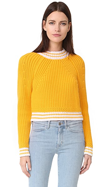 Milly Italian Fisherman Sweater