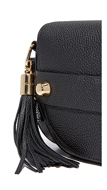 Milly Astor Cross Body Small Saddle Bag