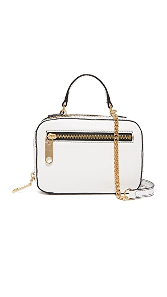 Milly Astor Mini Satchel - White