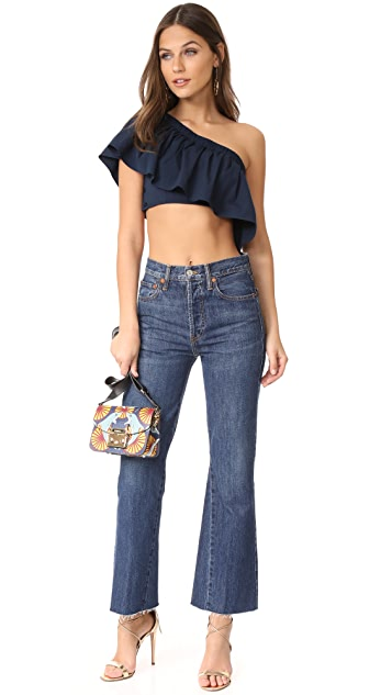 Milly Alexis One Shoulder Top