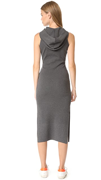Milly Hooded Dress