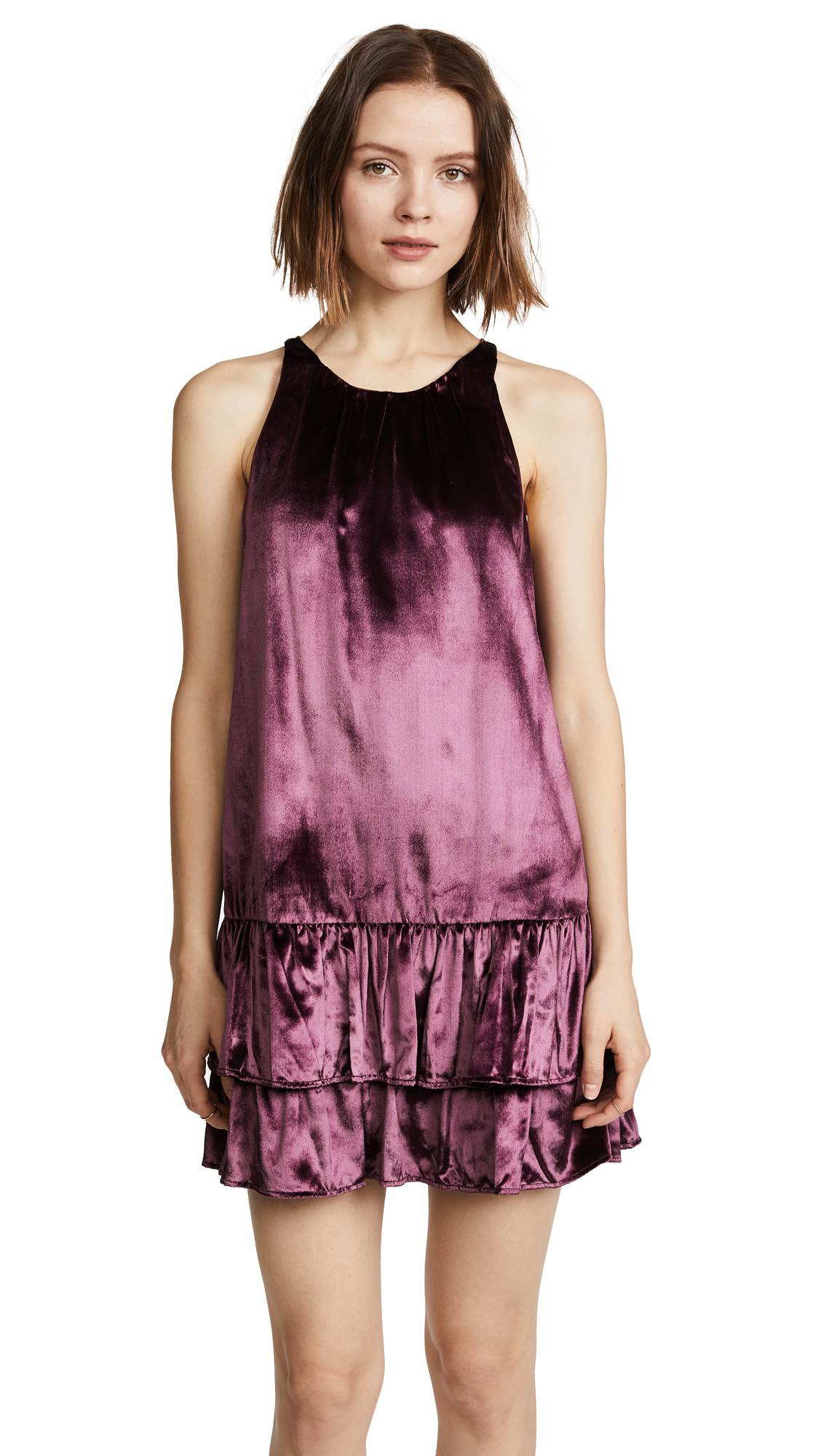 Milly Velvet Kiki Dress