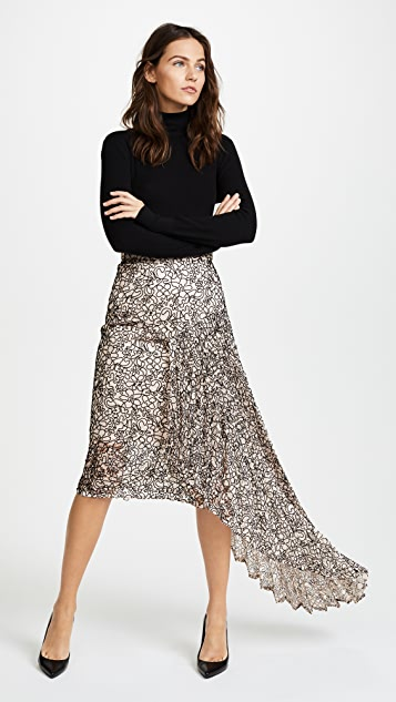 Milly Cascade Skirt