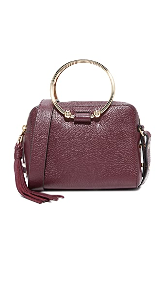 Milly Camera Bag - Burgundy