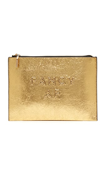 Milly Fancy AF Bag - Gold Foil