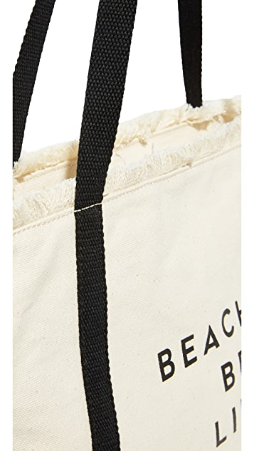 Milly Canvas Tote