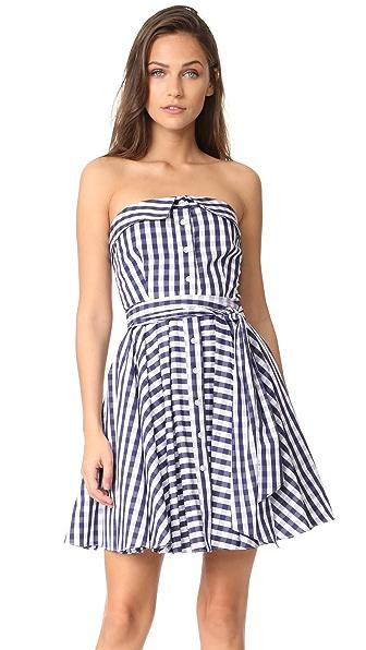 Milly Heidi Gingham Dress
