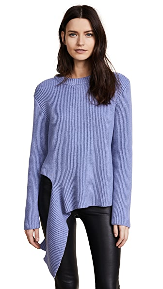 Milly Sliced Cloud Sweater at Shopbop