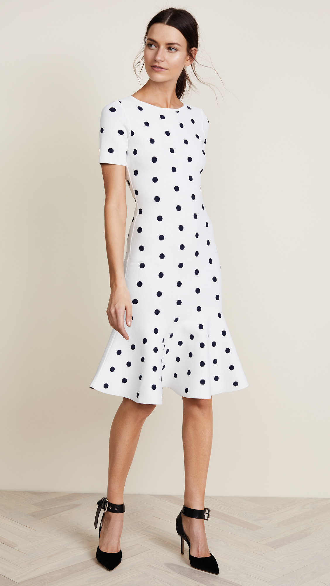 5c971d196c42 Milly Polka Dot Mermaid Dress   SHOPBOP