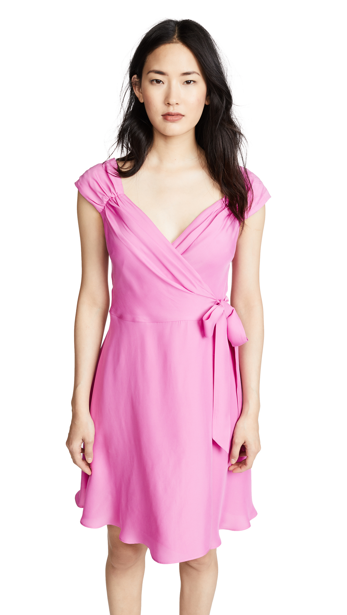 Milly Emma Wrap Dress