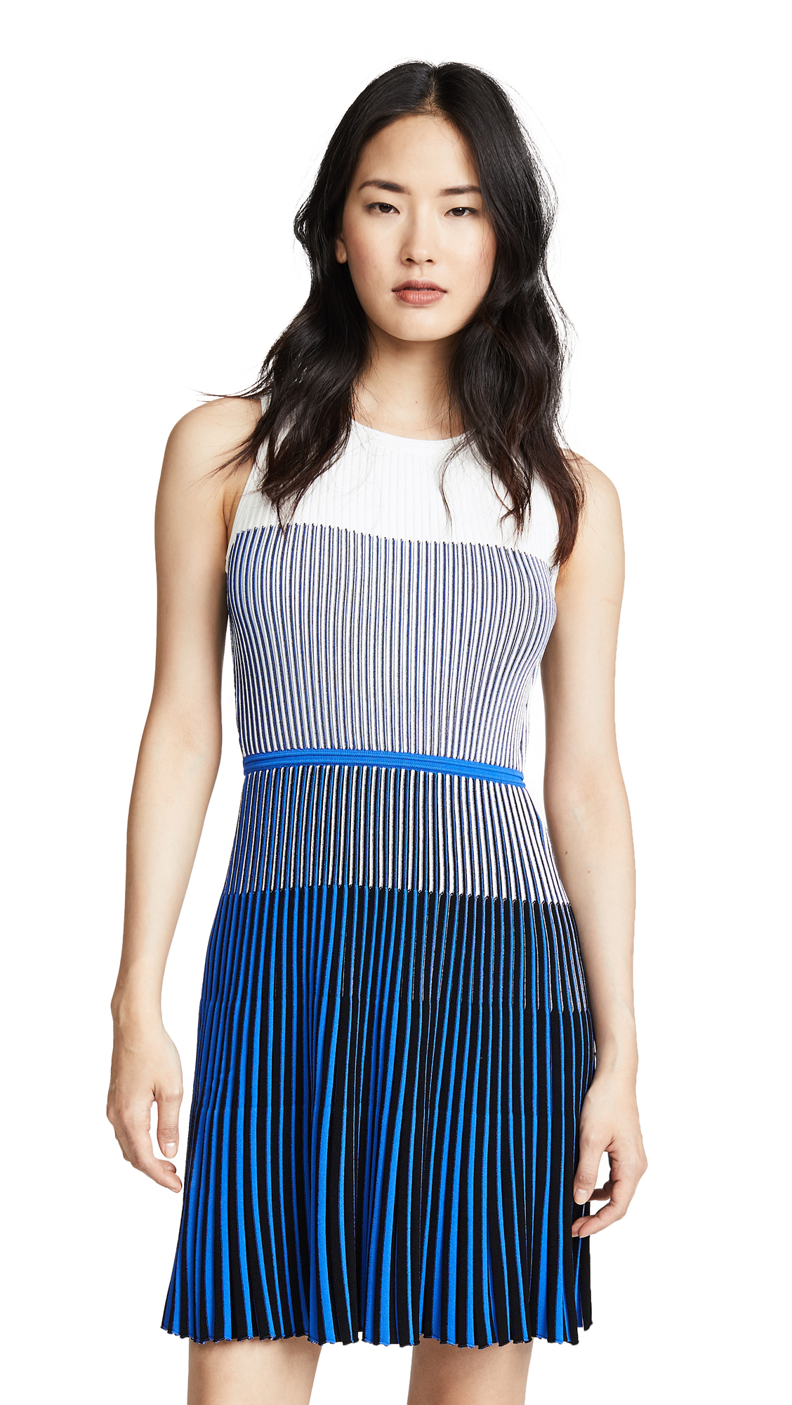 Milly Ombre Flare Dress