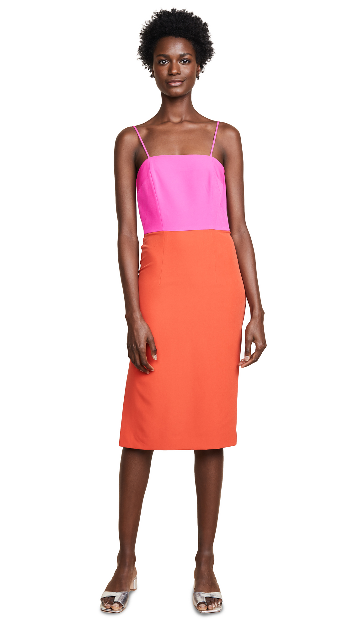 Milly Cady Pencil Dress