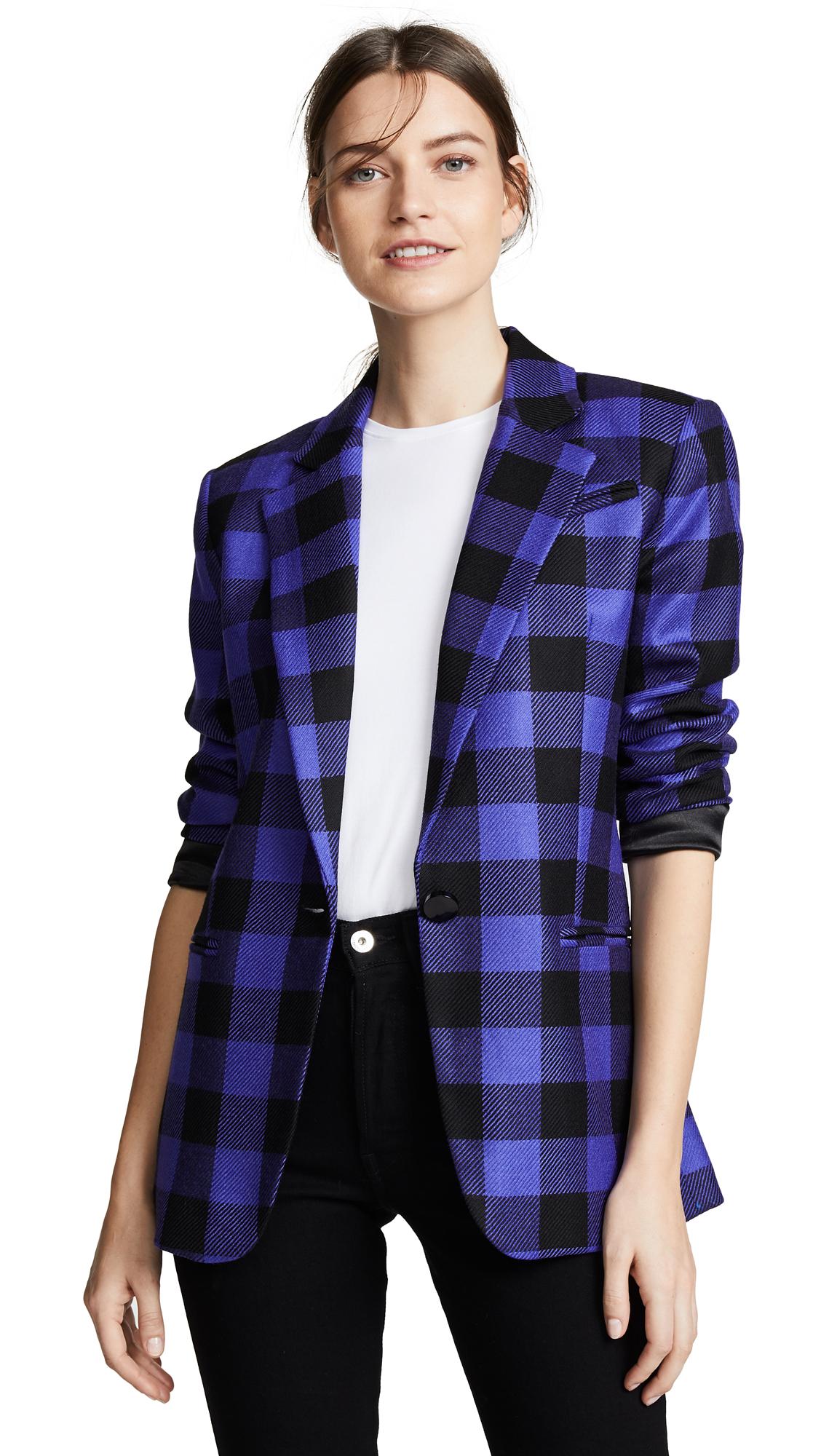 Milly Eva Wool Jacket