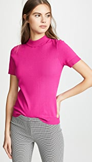 Milly Mod Neck Top