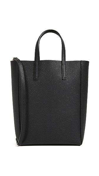MILMA Mini Bucket Bag In Black